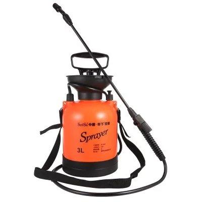 DaDago 3L Handluftdruck Sprayer Orange