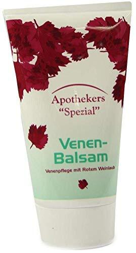 Venen Balsam - 150 ml Venenpflege Mit Rotem Weinlaub