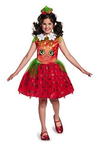Shopkins Strawberry Classic Costume