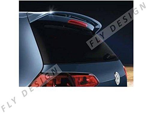 Car-Tuning24 53209054 Golf VII 7 Dachspoiler Spoiler Dachkannte Heck Schürze Apron Lip Blende gtd r