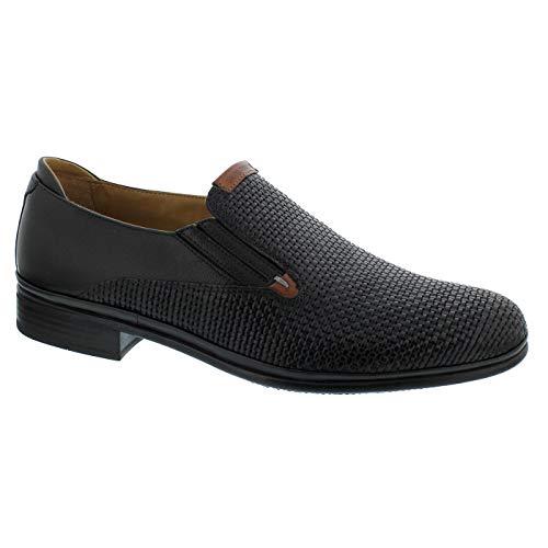 Galizio Torresi Buf. Friend Nero ST 443090 - Zapatillas de deporte, color Negro, talla 47 EU