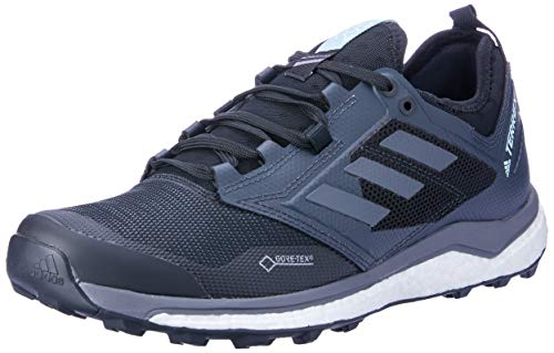 adidas Damen Terrex Agravic Xt GTX W Fitnessschuhe, Schwarz (Negbás/Gricin/Vercen 000), 40 2/3 EU