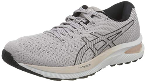 ASICS Damen Gel-Cumulus 22 Running Shoe, Haze/Pure Silver, 37.5 EU