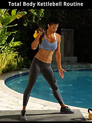 Total Body Kettlebell Routine by
