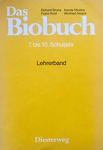Das Biobuch