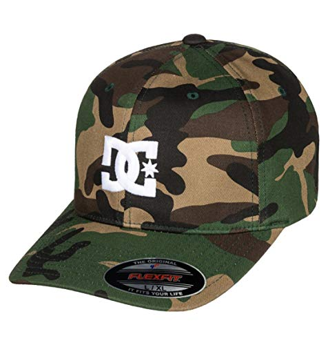 DC Shoes Cap Star - Cap for Men - Kappe - Männer - Grün