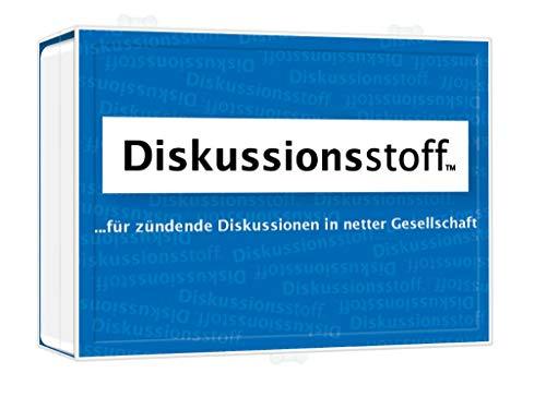 Kylskapspoesi 45001 - Gesprächsstoff Diskussionsstoff