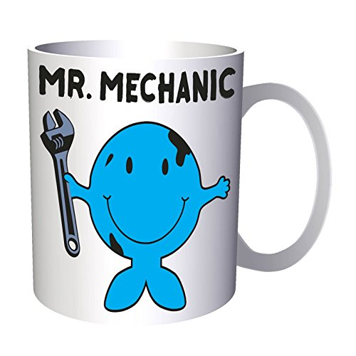mr mécanicien 33 cl Tasse ee185