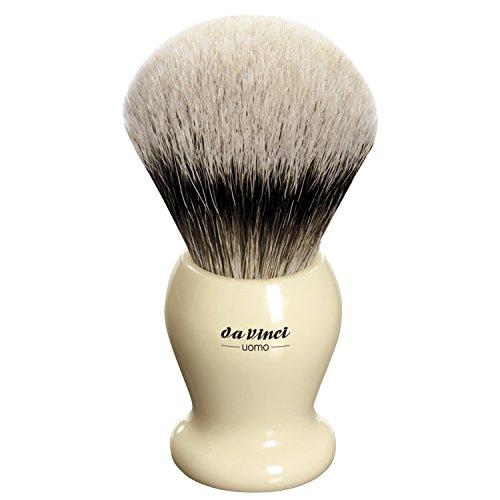 da Vinci Shaving Series 291 UOMO Silvertip Shaving...