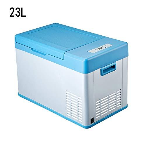 Lyy - 8866 Nevera Neveras Congelador Refrigerador Nevera Portatil con Compresor 12V 24V/220V/240V Nevera Electrica PequeñA (23L) Nevera Coche Refrigerador del Coche VehíCulo Acampadas Oficinas