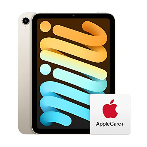 iPad mini Wi‑Fiモデル 64GB - スターライト + AppleCare+ for iPad mini (6th generation) セット