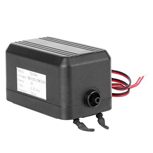ZYA590 Strumento per pompa ad aria da 4,5 l/min portatile per cuscini gonfiabili(DC12V/DC24V)