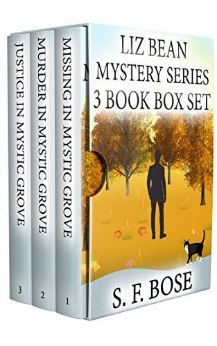Liz Bean Cozy Mystery Series: Books 1-3 (Liz Bean Mysteries Collection Book 1)