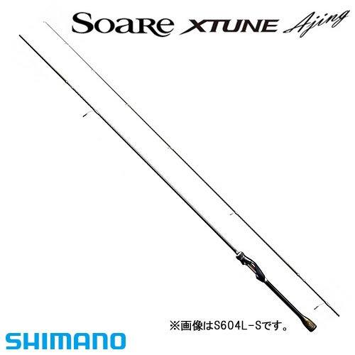 シマノ(SHIMANO) ソアレ エクスチュ-ン アジング S508L-S