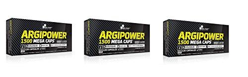 Olimp ArgiPower 1500 Mega Caps, 3erPack, 3 x 120 Kapseln