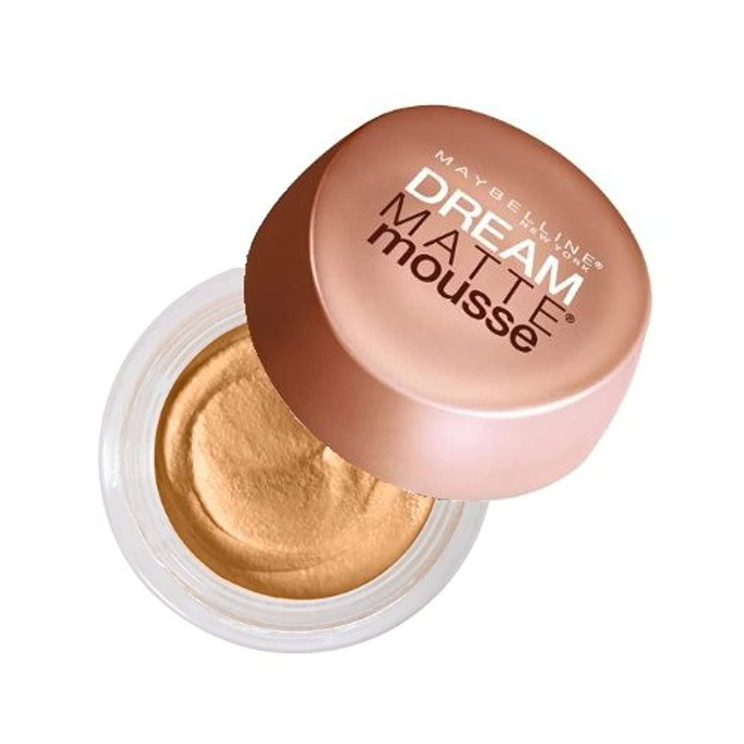 保存ふける自分自身(6 Pack) MAYBELLINE Dream Matte Mousse - Natural Beige (並行輸入品)