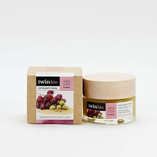 Amapola Bio Exfoliante Facial Uva Y Oliva 30 Ml 30 ml