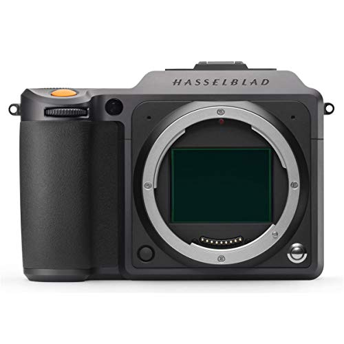 Hasselblad X1D II 50C 50MP Medium Format Mirrorless Camera