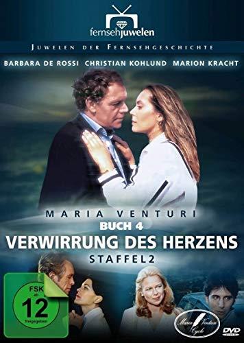 Verwirrung des Herzens - Staffel 2 (Maria Venturi, Buch 4) Fernsehjuwelen [3 DVDs]