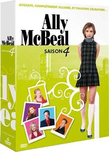 Ally McBeal : intégrale saison 4 - coffret 6 DVD