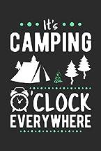 It's Camping O'clock Everywhere: 6