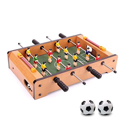 Juegos De Fútbol De Mesa para Niños, Juguetes De Fútbol para Padres E Hijos para Niños, Mesa De Fútbol De Mesa con Rompecabezas De Cuatro Barras