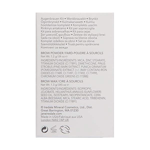 jane iredale GreatShape Eyebrow Kit, 1.54 oz.
