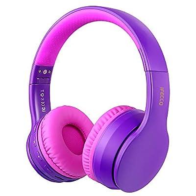 Amazon - Save 70%: Ifecco Bluetooth Headphones, 4 in 1 Upgrade Bluetooth Folda…