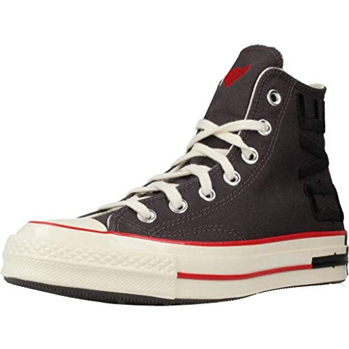 Converse Calzado Deportivo Mujer Chuck 70 - HI para Mujer Gris 36 EU