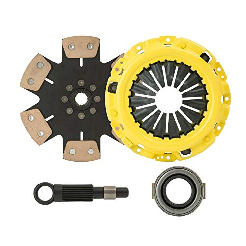 ClutchXperts Stage 4 Clutch KIT Compatible With 4RUNNER Pickup 2.4L Turbo Supra 2.8L 5MGE 7MGE