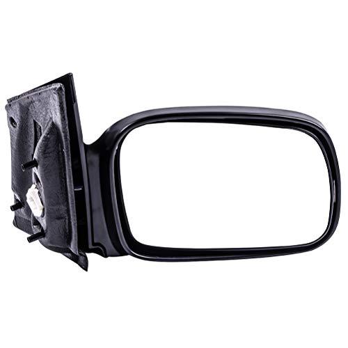 FINDAUTO – Espejo retrovisor lateral derecho para Honda Civic DX EX LX Si Coupe de 2 puertas 1.8L DX-G…