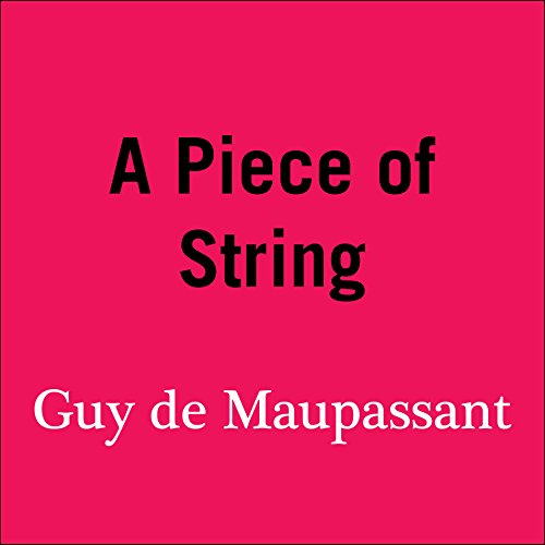 A Piece of String copertina