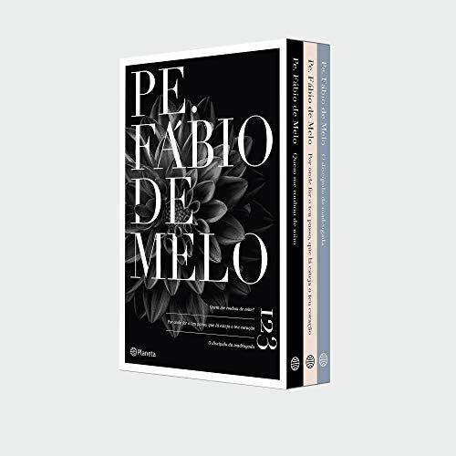 Box Padre Fábio De Melo 3 Volumes