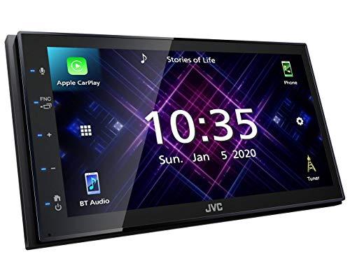 JVC KW-M560BT - Bluetooth   Apple CarPlay - Android-Auto   USB   2-DIN Autoradio