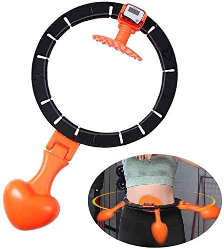 SHUAI Hula Hoop, Einstellbar Breit Hula Hoop Reifen Fitness Mit Massagenoppen Für Kinder Erwachsene Anfängermit Gymnastikreifen Zum Abnehmen, Fitness, Massage Kalorien Verbrennen