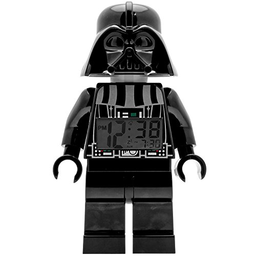 LEGO(レゴ) スターウォーズ ダース ベーダー 目覚まし時計 9002113 (並行輸入品)