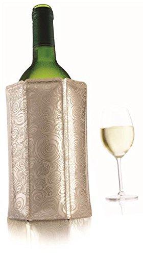 Vacu Vin Refrigeratore per Vino Attivo - Platino