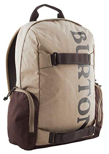 Burton Emphasis Pack Mochilas, Unisex Adulto, Beige (Kelp Heather), Talla Única