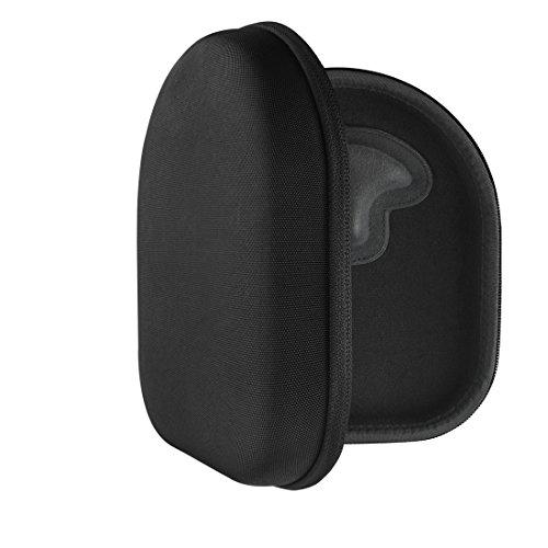 Geekria Tasche Kopfhörer für Parrot Zik, Bose QC35, QC25, QC15, Grado SR60, SR80, Sony MDR-XB900, 950BT, MDR-ZX750, ATH-ES5, ATH-ES7, ATH-SQ5, Hard Tragetasche