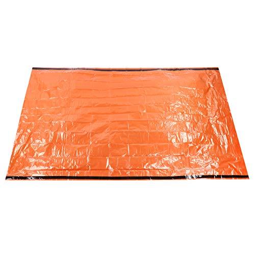Tienda de campaña de emergencia, sombrilla portátil plegable Carpa impermeable para supervivencia...