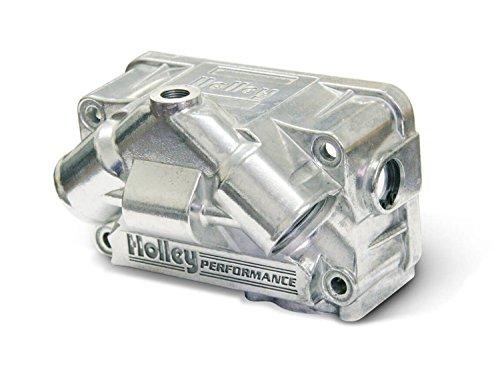 Holley - 134-71S Polished Primary V-Bowl Kit