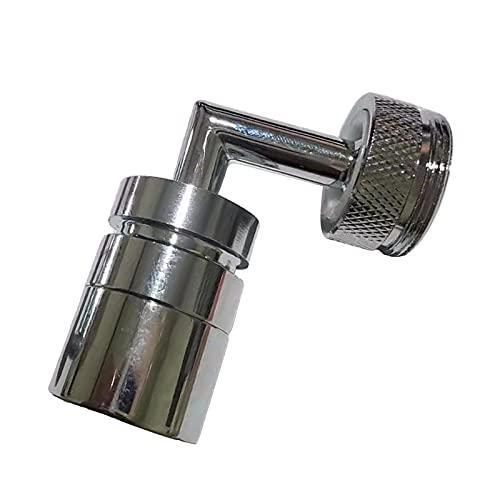 Perfeclan Grifo de Filtro de Salpicaduras Universal Baño Cocina Grifo de Filtro de Agua de Lavandería