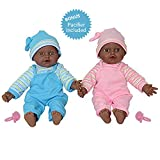 The New York Doll Collection 12' Dulces juegan muñecas bebés Gemelos...