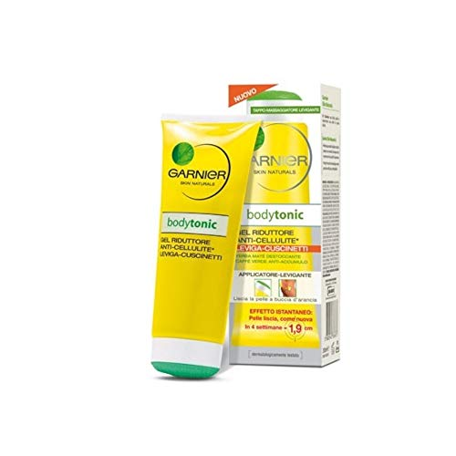 Garnier Bodytonc Gel réducteur anti-cellulite pour lisser les roulements 200 ml