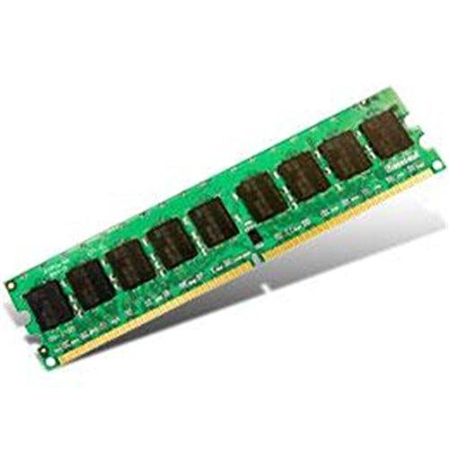 Transcend 2GB Module ECC - Fujitsu-Siemens Celsius Serie - CELSIUS M440 (D2178) - PRIMERGY RX100 S3 (D2004), PRIMERGY TX150 S4 (D2239) - PRIMERGY Econel 100 (D2179) Arbeitsspeicher