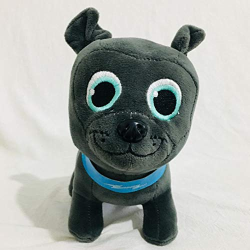 QJHLG 20 cm Stuffed Puppy Dog Pals Peluche Bingo y Rolly Dog Animal Animal Peluche regalo para bebé