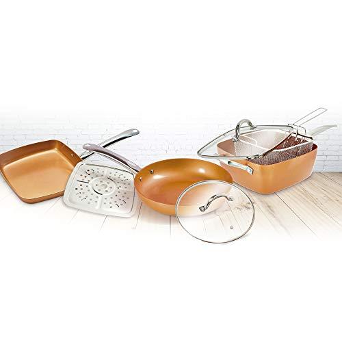 Batterie de Cuisine 7 Pièces