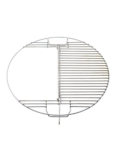 PIT BARREL COOKER CO Pbc Grill Grate Hinged, Brown/A