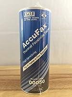 PM CompanyFax ペーパー 8-1/2インチx328 1インチ コア H感度 ホワイト