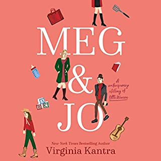 Meg and Jo cover art